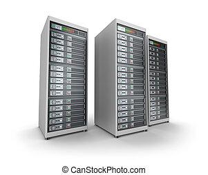 Sistema servizio, dati, centro, rete