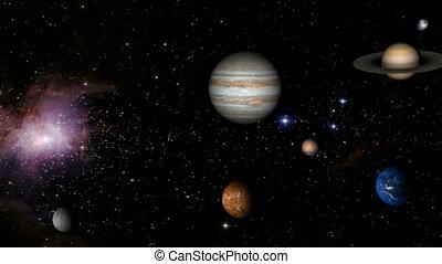 sistema solar, 01