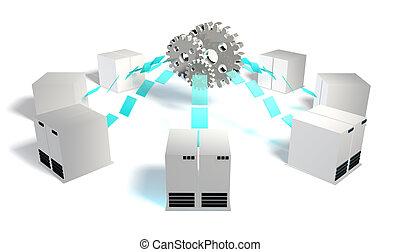 sistemas, integração