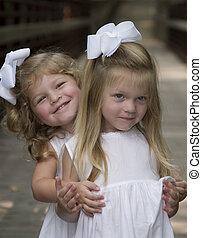 Sisters - Twin Sisters