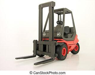 Forklift - Sit Down Electric Forklift