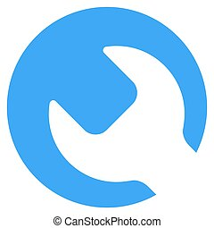 site, arrière-plan., logo, symbole, toile, clé, conception, etc, icône, ton, style, ui, clé, plat, isolé, blanc, app
