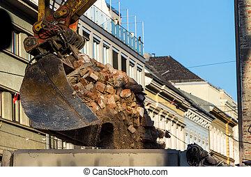 D molition contour salvador templin datum gratuite for Site construction maison