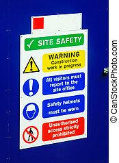 site, sécurité