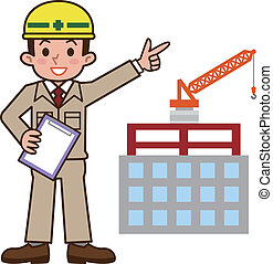 Site supervisor