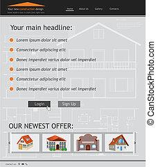 site web, 14, modelo