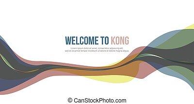site web, abstratos, cobrança, cabeçalho, bandeira, estoque
