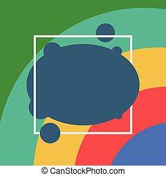 site web, conceito, esboço, negócio, espaço, cor, texto, setas, isolado, projeto quadrado, modelo, canto, inwards, apontar, cópia, vazio, anúncio