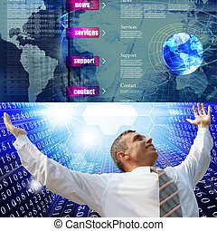 site web, programmation, internet