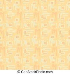 site web, seamless, illustration, vecteur, fond, orange