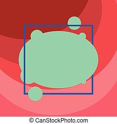 site web, setas, conceito, anúncio, apontar, espaço, cor, texto, fundo, isolado, negócio, projeto quadrado, modelo, inwards, canto, cópia, vazio, esboço