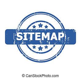 Sitemap Stamp