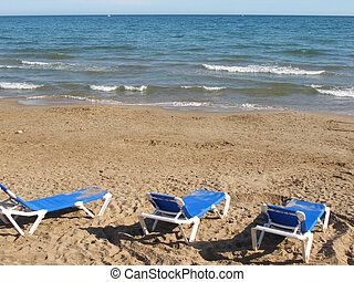 sitges, spiaggia