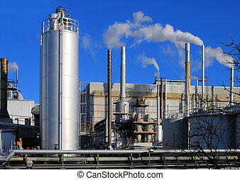 sitio industrial