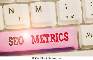 sitio web, actuación, seo, medida, empresa / negocio, foto, escritura, perforanalysisce, metrics., results., nota, showcasing, orgánico, búsqueda
