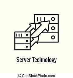sitio web, imágenes, transferencia, flecha, datos, icono