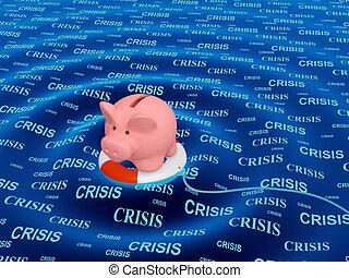 situazione, crisi, aiuto