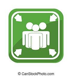 sitzung punkt, zeichen, ikone