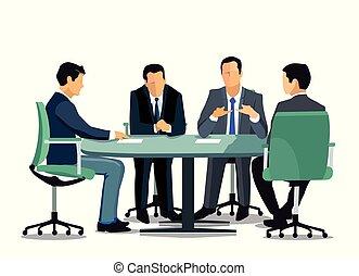 Sitzungsrunde