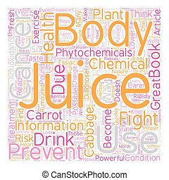 Six Possible Ways to Prevent or Fight Cancer text background...