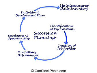 Six Steps in Succession Planning