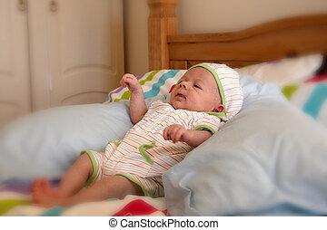 Six week old baby