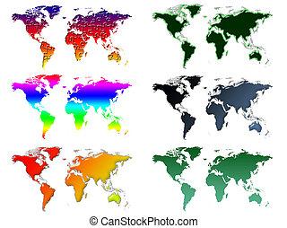 Six worlds 1