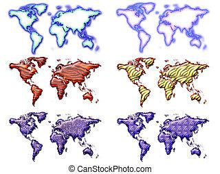Six worlds 2