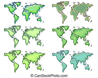 Six worlds green