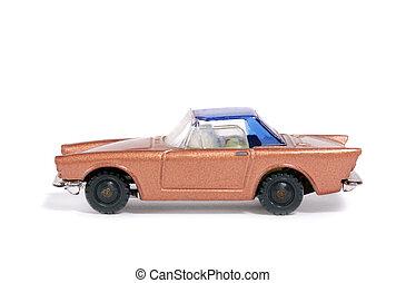 Sixties Classic Sports Car