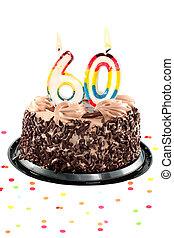 Sixtieth birthday or anniversary