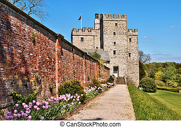 Sizbergh Castle medieval keep