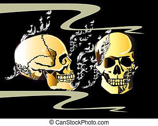 size skull