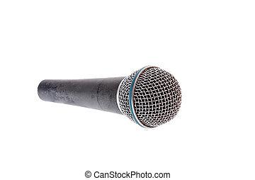 sjees, microfoon, lood, vocaal, opname, leven