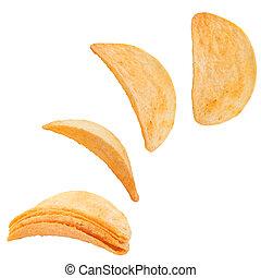 skærve, kartoffel