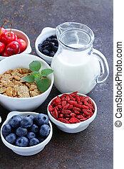 składniki, jadło, zdrowy