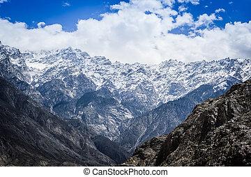 Skardu Valley, Pakistan