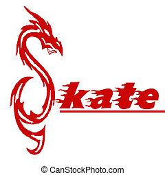 Skate - skate great branding opportunity