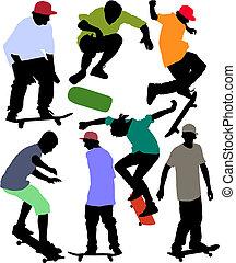 skatebard