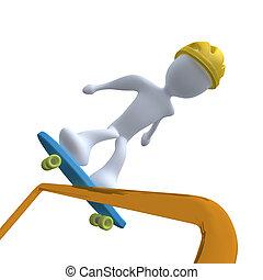 skateboarding #2