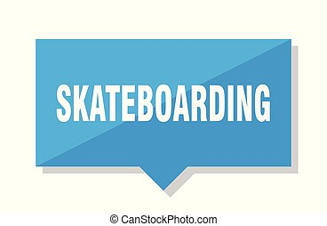 skateboarding price tag - skateboarding blue square price...