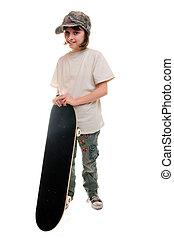 Skater Girl 7