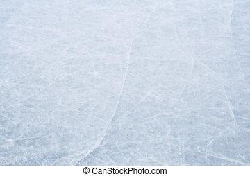 Skating rink texture