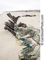 Skeleton Coast, Namibia.