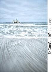Skeleton Coast Ship wreck