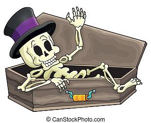 Skeleton theme image 3