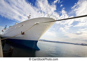 skepp, frakt
