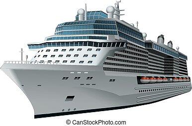 skepp kryssning