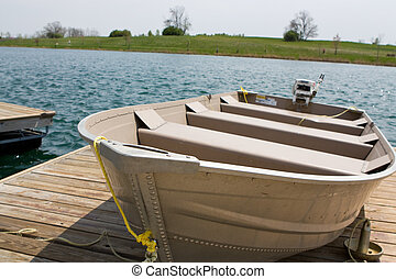 skeppsdocka, båt