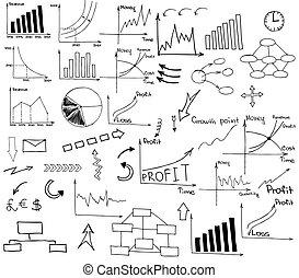 Sketch business set